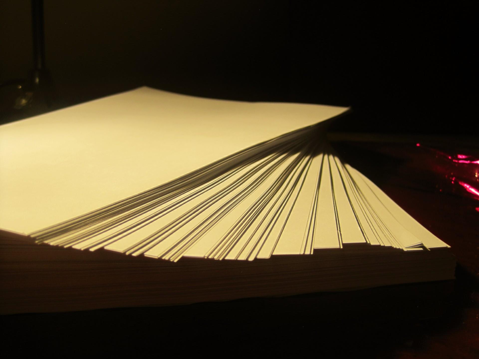 papier biurowy